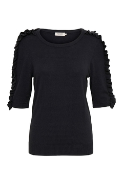 Soaked in Luxury Tracey Knit Top - Alternate List Image