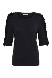 Soaked in Luxury Tracey Knit Top - Product Mini Image