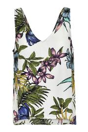 Soaked in Luxury Tropic Tank Top - Front cropped
