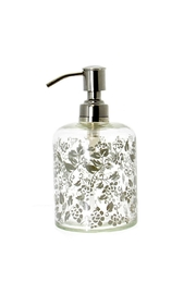 Evergreen Enterprises Soap Dispenser Silver - Product Mini Image