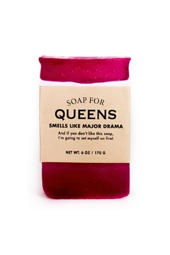 Shoptiques Product: Soap For Queens