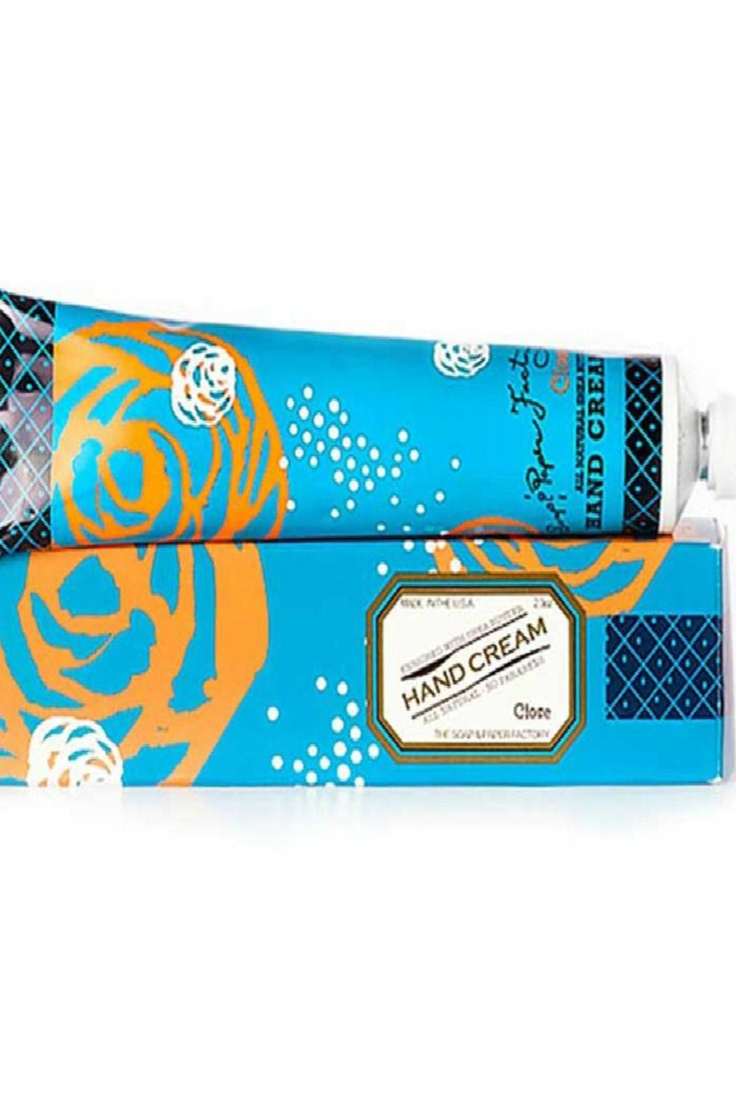Soap and Paper Factory Close Hand Cream - Main Image