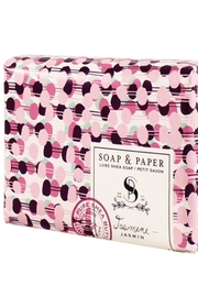 Soap and Paper Factory Jasmin Gift Set - Front full body