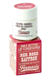 Soap and Paper Factory Saffron Lip Conditioner - Front cropped