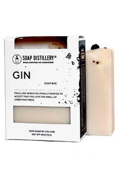 Soap Distillery Gin Soap Bar - Product List Image
