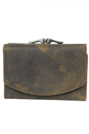 Myra bag  Sobriety Genuine Leather Wallet - Product Mini Image