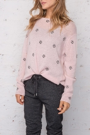 Wooden Ships Soccer Ball Sweater - Side cropped