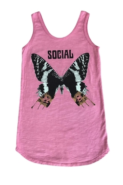 Tiny Whales Social Butterfly Dress - Alternate List Image