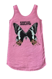 Tiny Whales Social Butterfly Dress - Product Mini Image