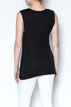 Social decay Barre Muscle Tank - Alternate List Image