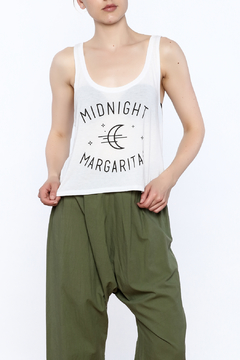 Social decay Midnight Margarita Crop Top - Product List Image