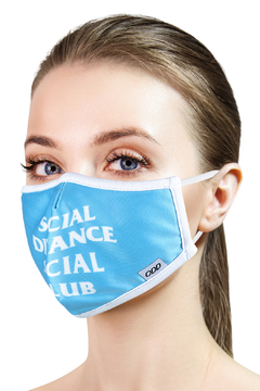 Odd Sox Social Distance Face Mask - Product List Image