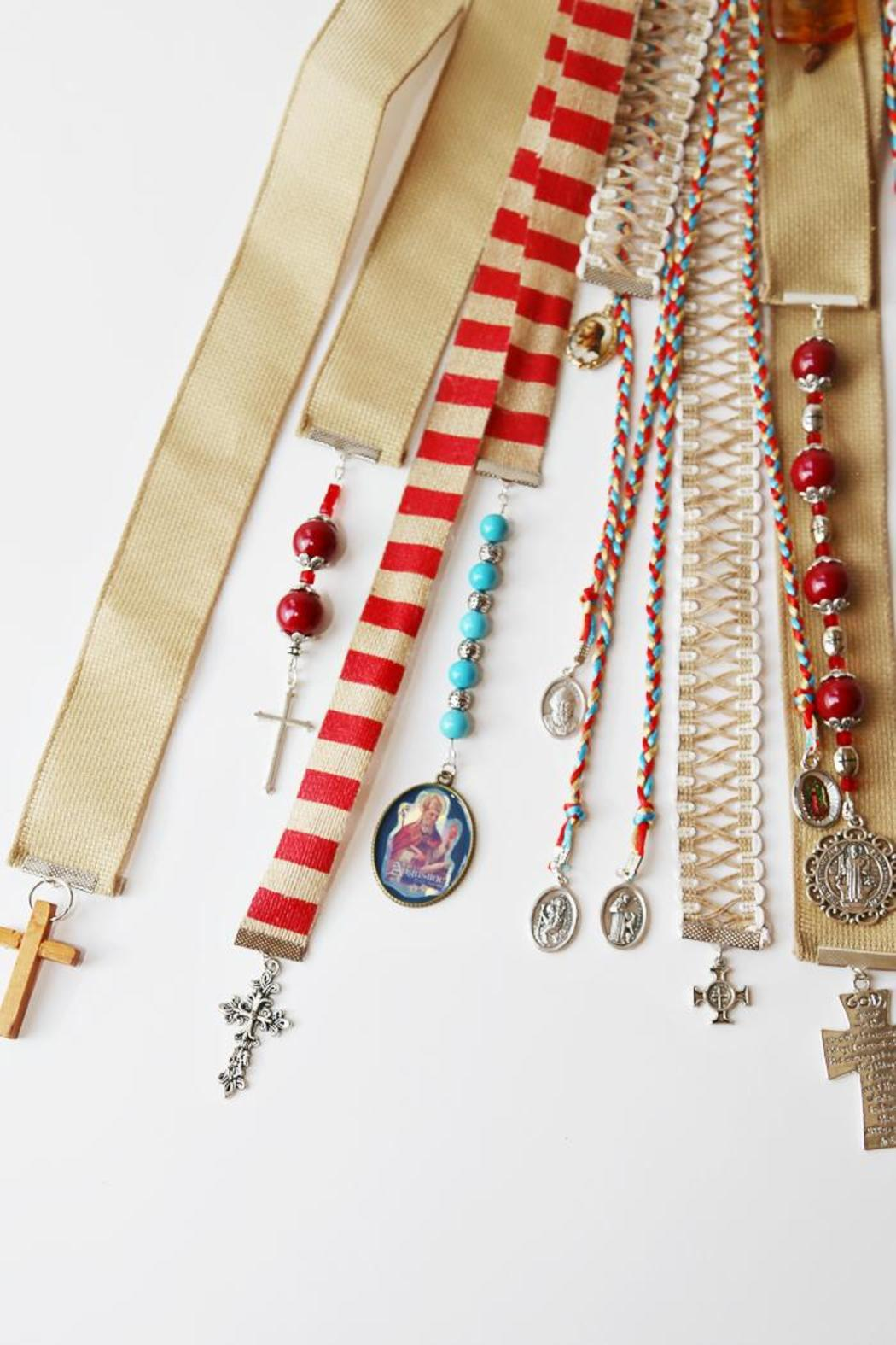 Social Gifts u0026 Gems Religious Door Blessing - Side Cropped Image & Social Gifts u0026 Gems Religious Door Blessing from Rio Grande Valley ...