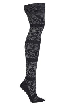 Sock it to me Alpine Print Sock - Alternate List Image