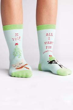 Sock it to me Christmas Socks - Product List Image