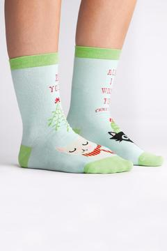 Sock it to me Christmas Socks - Alternate List Image