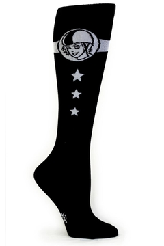 Sock it to me Derby Girl Socks - Alternate List Image