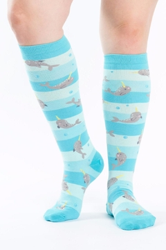 Shoptiques Product: Narwhal Friends Socks
