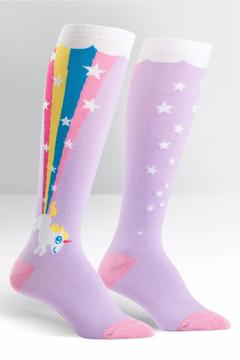 Sock it to me Rainbow Blast Socks - Alternate List Image
