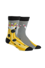 Sock it to me Spare Pair Bowling Socks - Front cropped