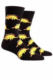 Sock it to me Tacosaurus Men's Crew-Sock - Product Mini Image
