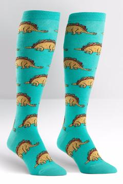 Sock it to me Tacosaurus Socks - Alternate List Image