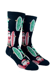 Socksmith Surfer Santa - Product Mini Image