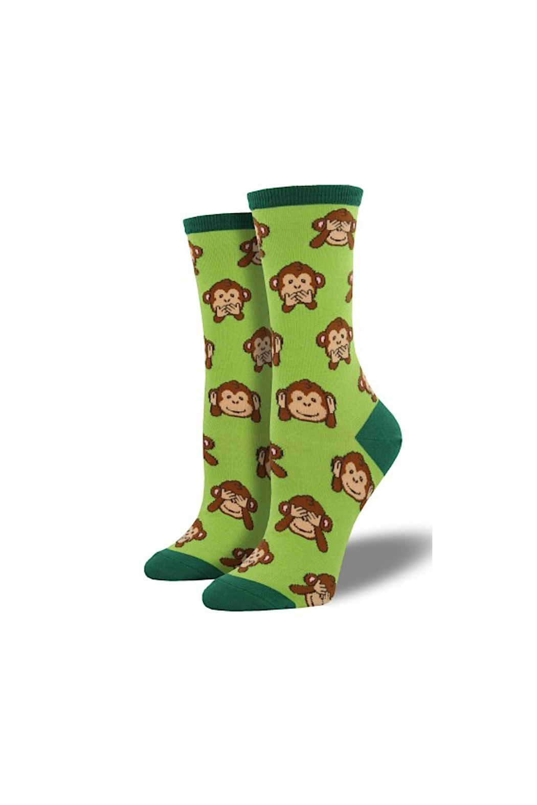 Socksmith Women's Monkey Socks - Main Image