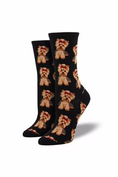 Shoptiques Product: Yorkies Socks