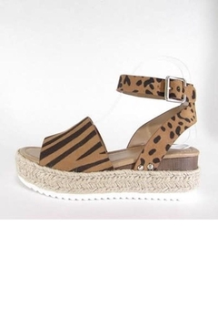 Shoptiques Product: Animal Espadrille