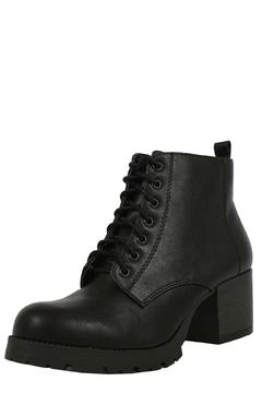 Shoptiques Product: Chunky Heel Combat