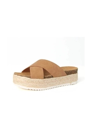 Soda Coky Espadrille Slide - Product Mini Image