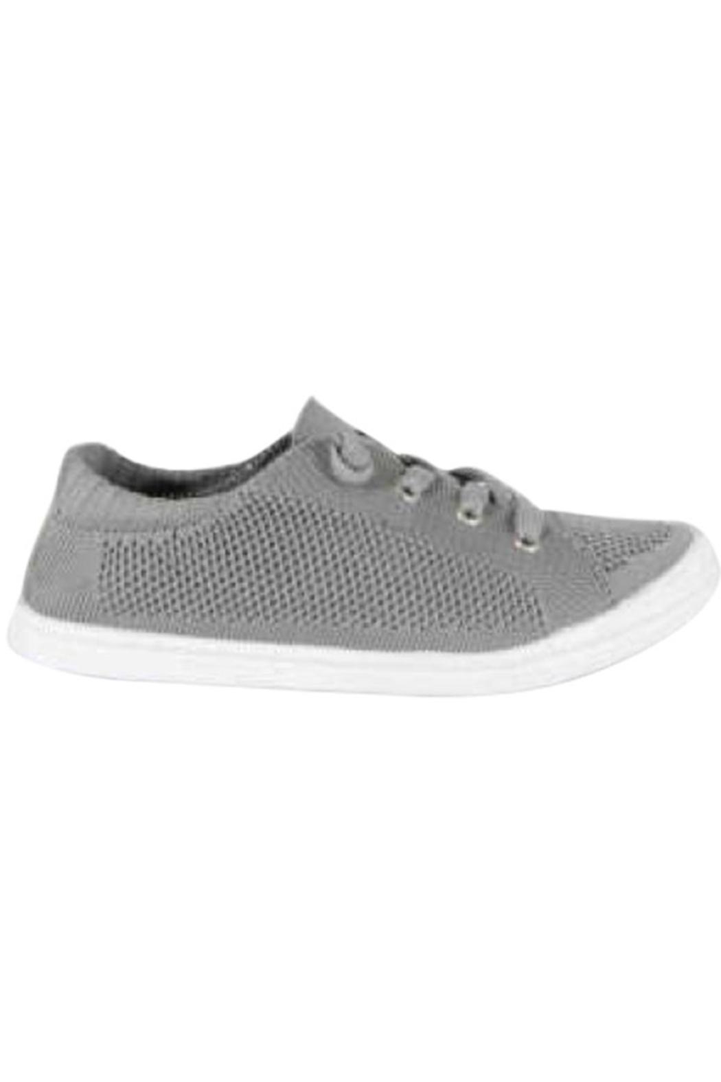 Soda Knit Sneaker - Front Cropped Image