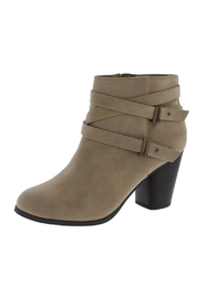 Soda Light Taupe Bootie - Product Mini Image