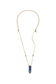 Alex and Ani Sodalite Pendant Necklace - Front full body