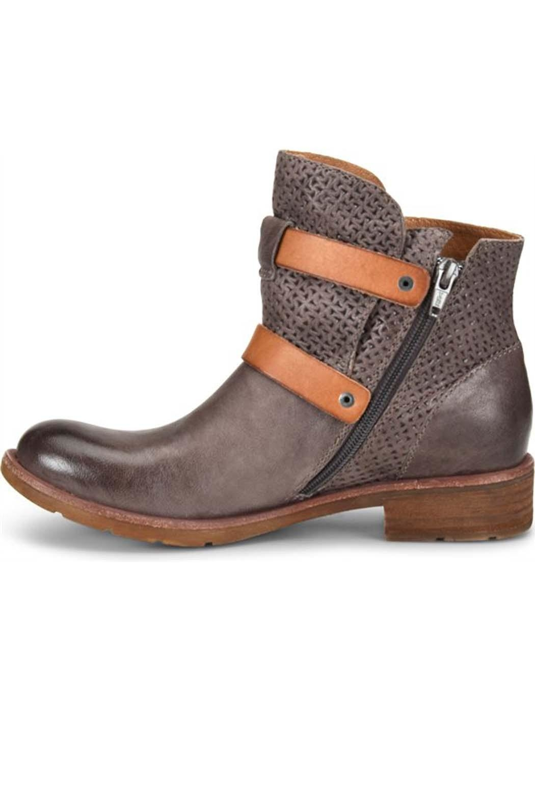 Sofft Baywood Grey Bootie - Main Image