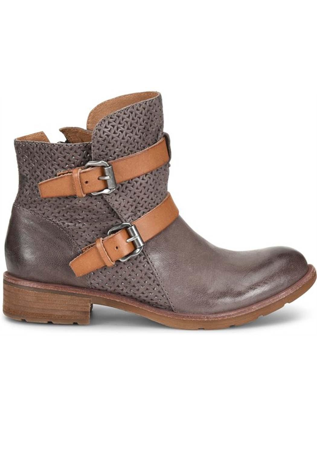Sofft Baywood Grey Bootie - Front Full Image