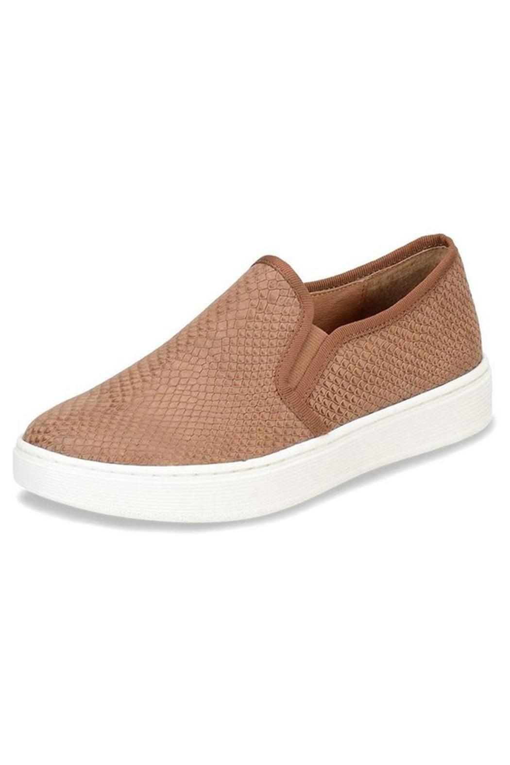 Somers Textured Suede Slip On Sneakers Qjx2Uc
