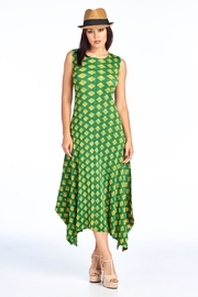 Nabisplace Sofia Pleated Dress - Product Mini Image