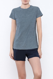 Sofibella Cap Sleeve Tee - Product Mini Image