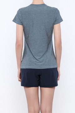 Sofibella Cap Sleeve Tee - Alternate List Image