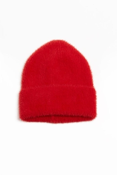 Shoptiques Product: Soft Angora Beanie
