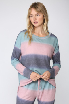 Fate Inc. Soft Baby Terry Lounge Top - Product List Image