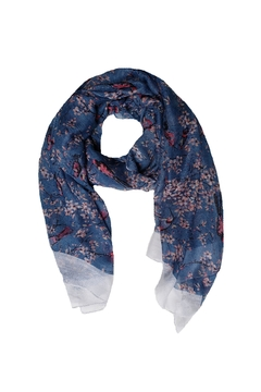 Shoptiques Product: Soft Birds Scarf