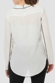 Joseph Ribkoff Soft Blouse - Front full body