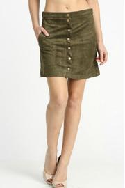 Soft Mini Skirt - Front cropped