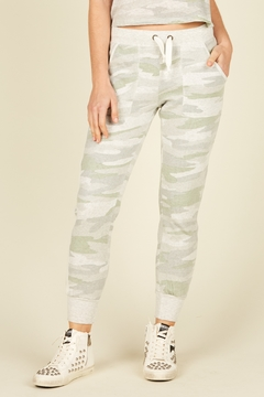 Shoptiques Product: Soft Camo Jogger