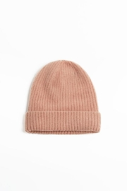 Look by M Soft Cashmere Beanie - Product Mini Image