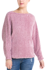 Do & Be Soft Chenille Sweater - Product Mini Image