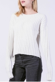 HYFVE Soft Chenille Sweater - Product Mini Image